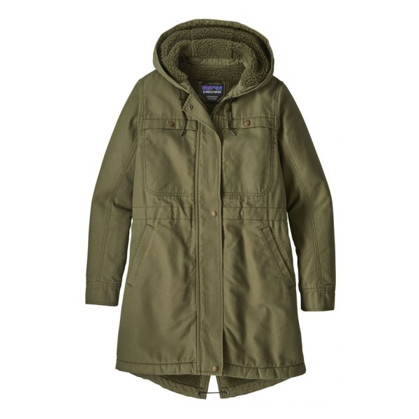 Куртка Patagonia Patagonia Insulated Prairie Dawn Parka женская