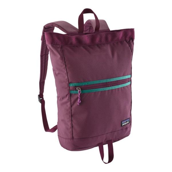 Рюкзак Patagonia Patagonia Arbor Market Pack 15L фиолетовый 15л недорого