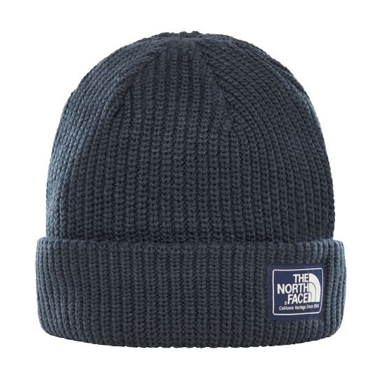 Шапка The North Face The North Face Salty Dog Beanie темно-синий ONE шапка the north face the north face youth ski tuke разноцветный m