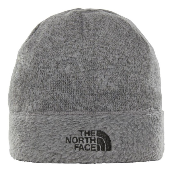 Шапка The North Face The North Face Sweater Fleece Beanie серый ONE шапка the north face the north face windwall beanie черный lxl