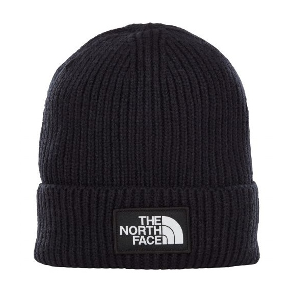 The North Face The North Face TNF Logo Box Cuffed Beanie темно-синий ONE