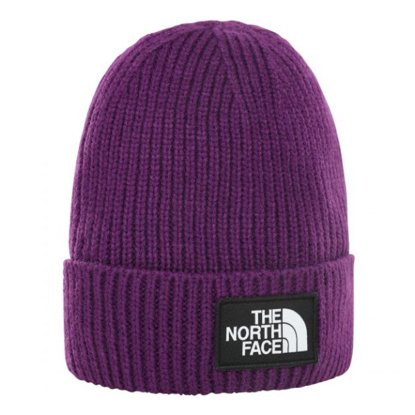 Шапка The North Face The North Face TNF Logo Box Cuffed Beanie ONE шапка the north face the north face th016cucnud5
