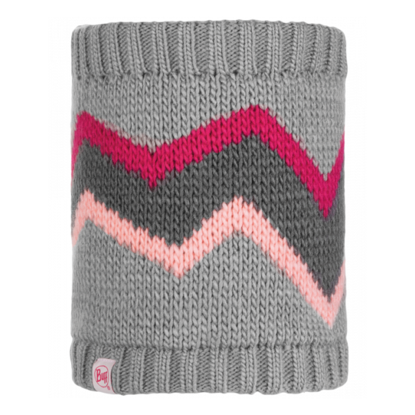 Бандана BUFF Buff Knitted & Polar Neckwarmer Arild детская серый ONESIZE цена 2017