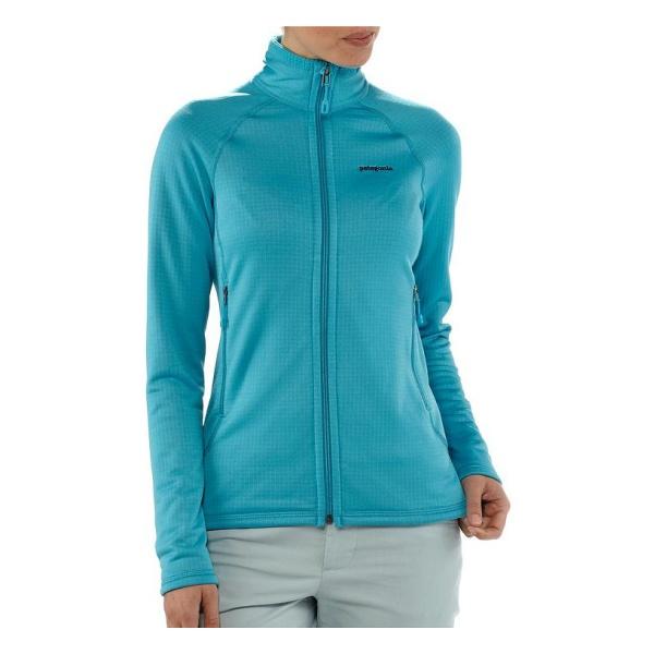 Купить Куртка Patagonia R1 Full-Zip Fleece женская