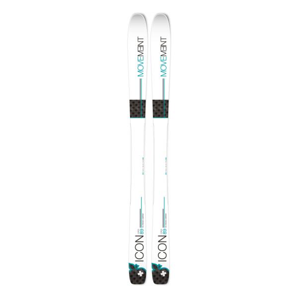 Горные лыжи Movement Skis Movement Skis Icon 89 Women (18/19)
