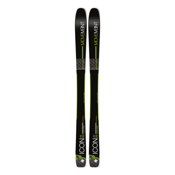 Горные лыжи Movement Skis Movement Skis Icon Titanal 89 (18/19)