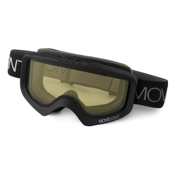 Горнолыжная маска Movement Skis Movement Skis Snow Goggle Mvmt черный
