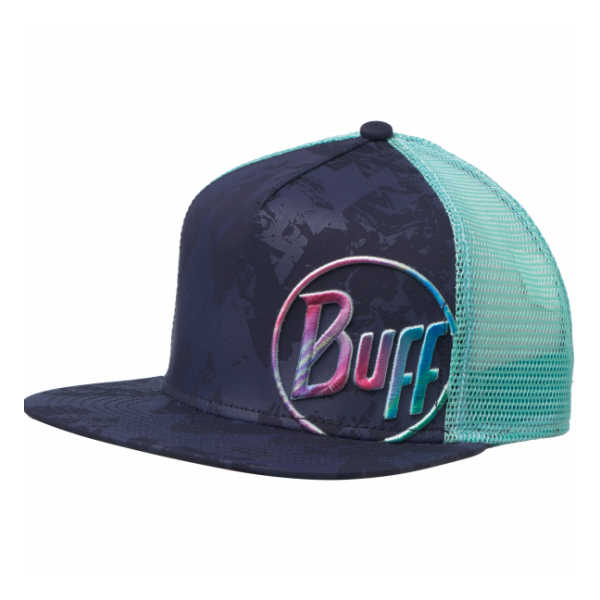 все цены на Кепка BUFF Buff Trucker Cap Shining Navy ONE