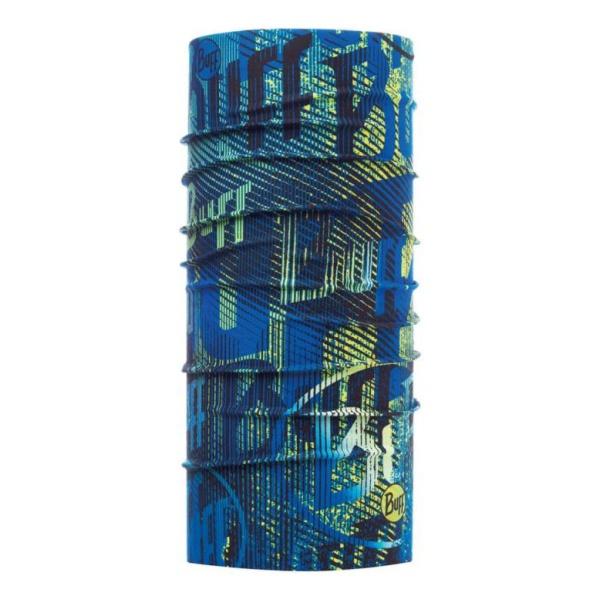 Бандана BUFF Buff UV Protection Flash Logo Multi 53/62CM цена