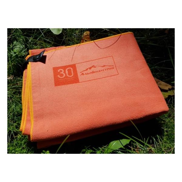 Полотенце PackTowl PackTowl Альпиндустрия 30 Personal XL оранжевый XL(64х137см)