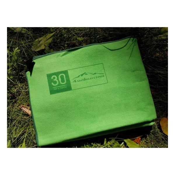 Полотенце PackTowl PackTowl Альпиндустрия 30 Personal XL зеленый XL(64х137см)
