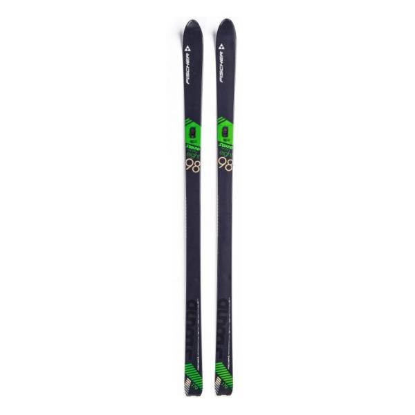 Купить Беговые лыжи Fischer Sbound 98 Crown/Skin