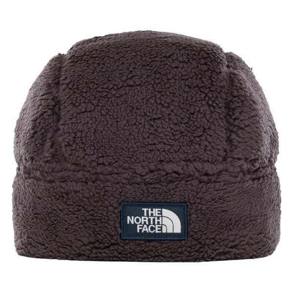 Шапка The North Face The North Face Campshire Beanie черный ONE шапка the north face the north face windwall beanie черный lxl