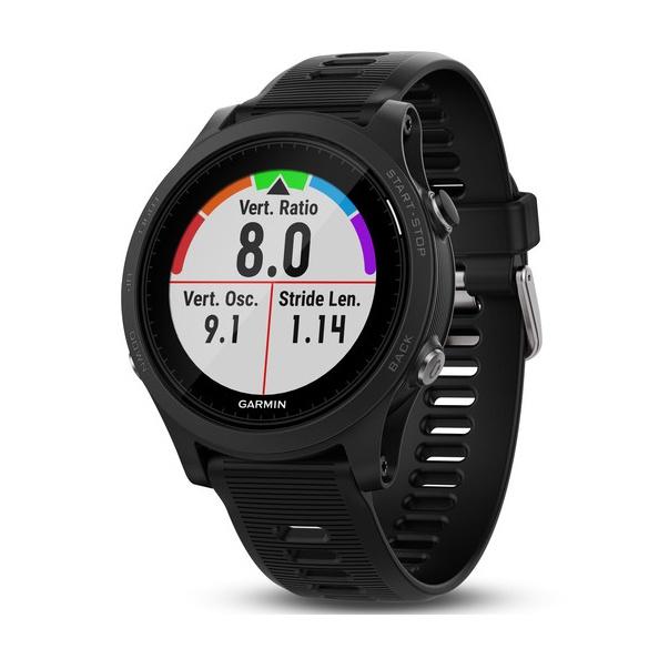 Часы Garmin Forerunner 935 темно-серый
