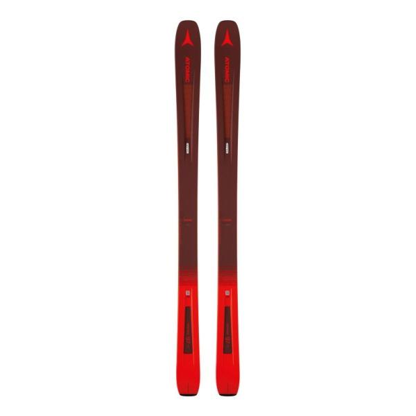 Горные лыжи Atomic Atomic Vantage 97 TI темно-красный (18/19) atomic vantage x 83 cti