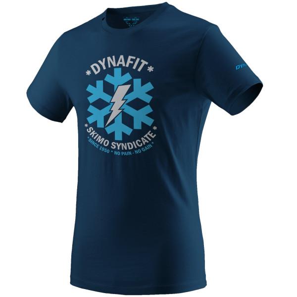 Купить Футболка Dynafit Graphic CO M S/S Tee