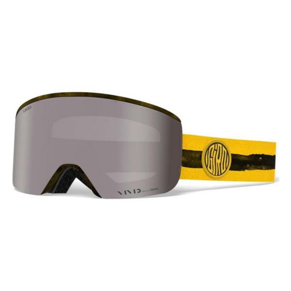 Горнолыжная маска Giro Giro Axis желтый ADULT линза для маски giro manifest белый