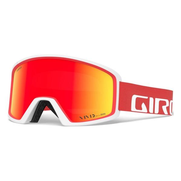 Горнолыжная маска Giro Giro Blok красный ADULT линза giro giro blok красный
