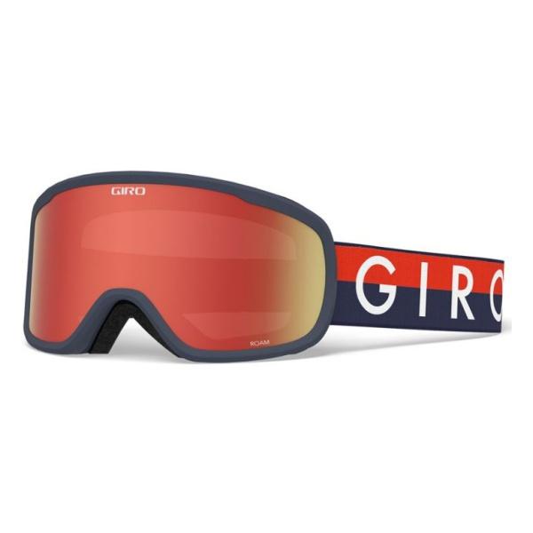 Горнолыжная маска Giro Giro Roam красный ADULT велотренажер kettler giro s1 7689 150
