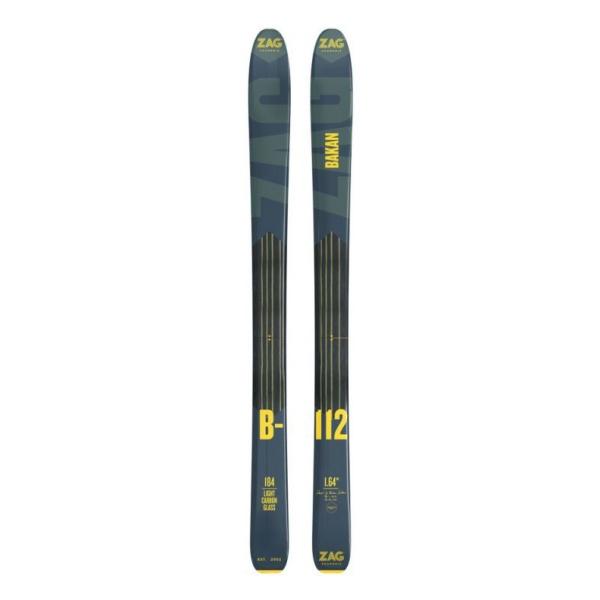Купить Горные лыжи ZAG Bakan