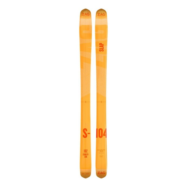 Купить Горные лыжи ZAG Slap 104