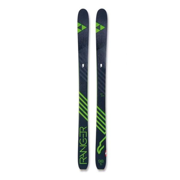 Горные лыжи Fischer Fischer Ranger 98 TI (18/19)