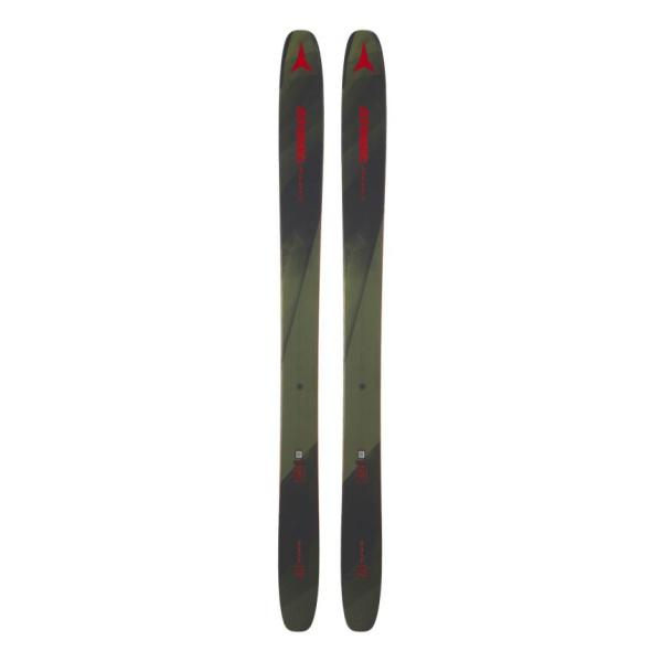 Горные лыжи Atomic Backland 117 темно-зеленый (18/19)