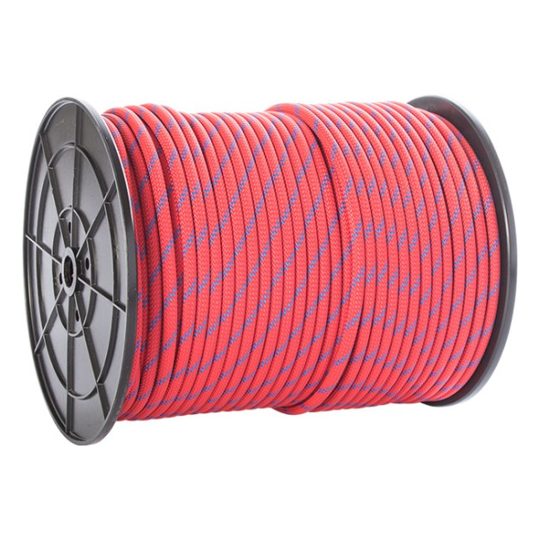 Веревка статическая Vento Венто «ПрофиСтатик 10» красный 1м
