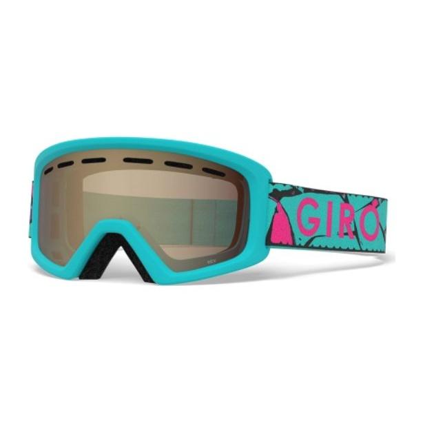Горнолыжная маска Giro Giro Rev юниорская голубой YOUTH горнолыжная маска giro giro chico темно голубой small