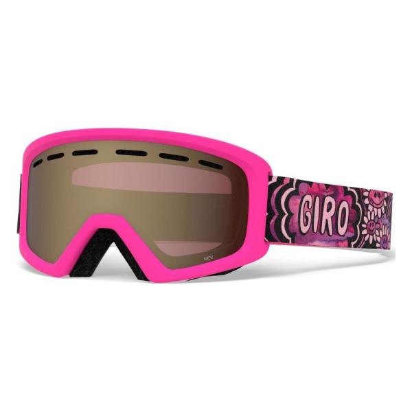 купить Горнолыжная маска Giro Giro Rev юниорская розовый YOUTH по цене 2205 рублей