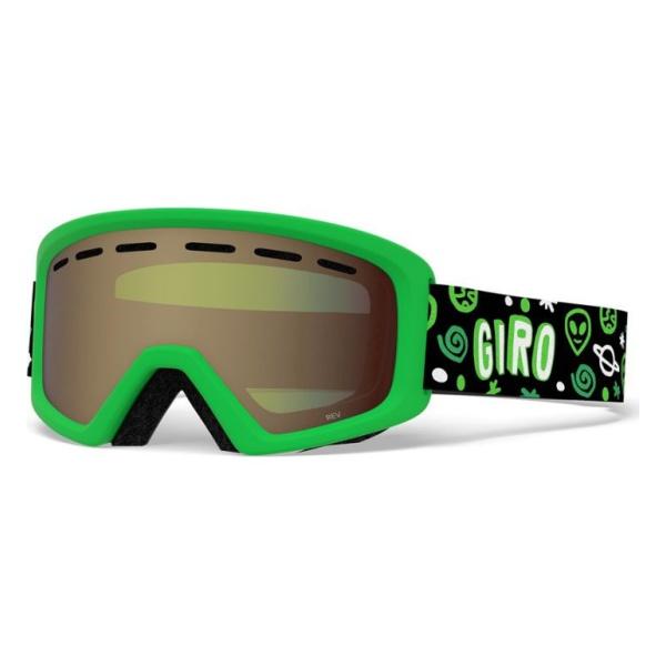 купить Горнолыжная маска Giro Giro Rev юниорская зеленый YOUTH по цене 2205 рублей