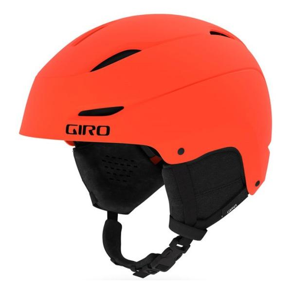 Горнолыжный шлем Giro Giro Ratio красный L(59/62.5CM) шлем giro xar hi yel