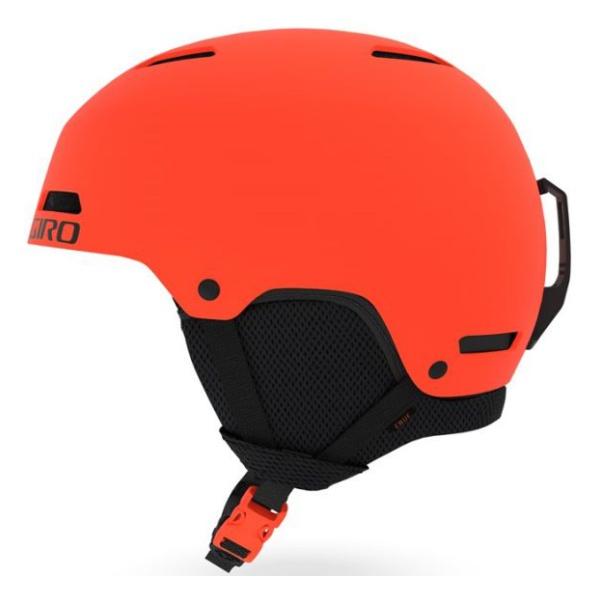Горнолыжный шлем Giro Giro Crue юниорский красный M(55.5/59CM) линза для маски giro manifest белый