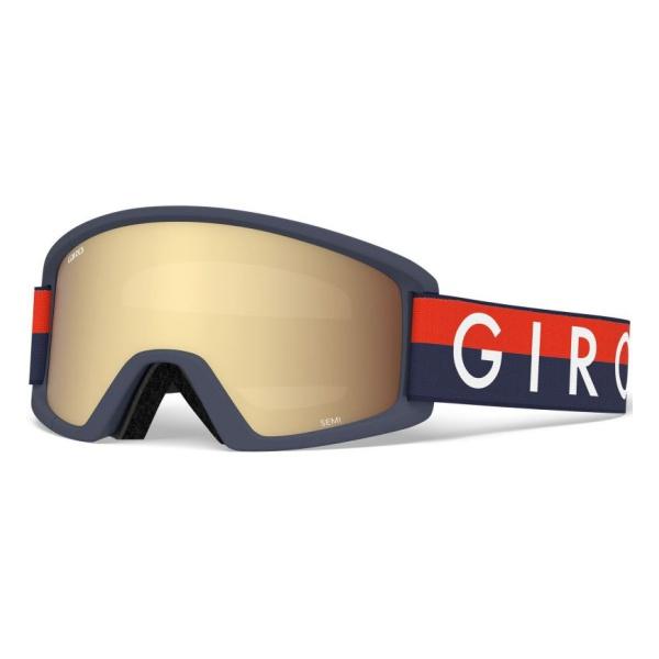 Горнолыжная маска Giro Giro Semi темно-синий ADULT горнолыжная маска giro giro chico темно голубой small