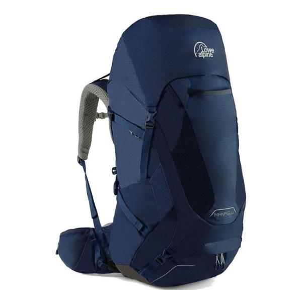 цена на Рюкзак Lowe Alpine Lowe Alpine Manaslu ND60:75 синий 60Л