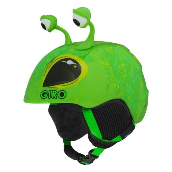Горнолыжный Giro шлем Giro Launch Plus детский зеленый S(52/55.5CM) шлем детский rexco 3d цыпленок янни s 48 52 желтый