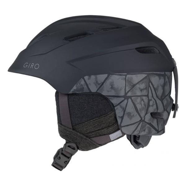 Горнолыжный шлем Giro Giro Decade женский темно-серый S(52/55.5CM) велошлем giro advantage триатлон l 59 63см бело серый gi7055075