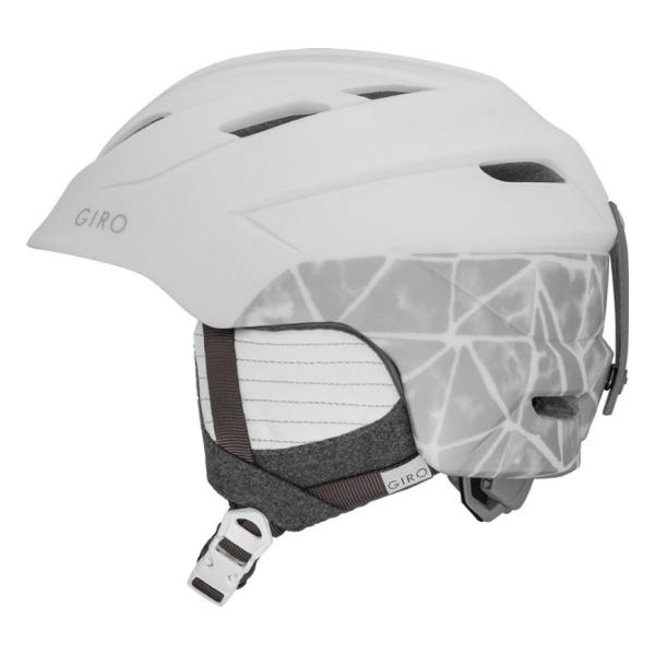 Горнолыжный шлем Giro Giro Decade женский M(55.5/59CM) горнолыжный шлем giro giro bevel белый m 55 5 59cm