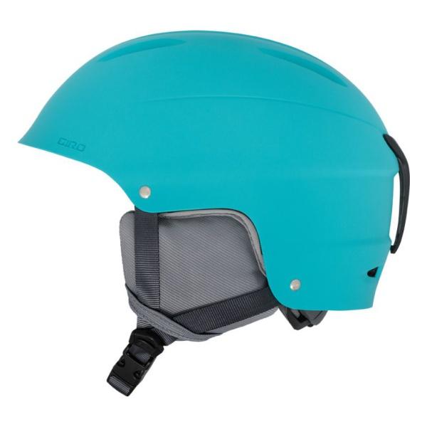 Горнолыжный шлем Giro Giro Bevel голубой M(55.5/59CM) линза для маски giro manifest белый