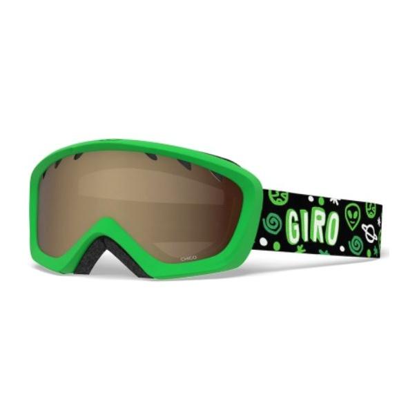 Горнолыжная маска Giro Giro Chico детская зеленый YOUTH горнолыжная маска giro giro chico темно голубой small