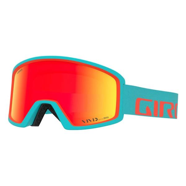 Горнолыжная маска Giro Giro Blok голубой ADULT линза giro giro blok красный