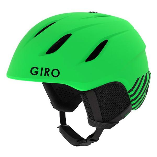 Горнолыжный шлем Giro Giro Nine JR юниорский зеленый M(55.5/59CM) горнолыжный шлем giro nine jr юниорский зеленый m 55 5 59cm