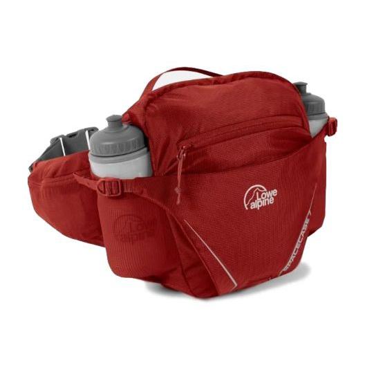 Сумка Lowe Alpine на пояс Lowe Alpine Space Case 7L темно-красный 7Л сумка на пояс lowe alpine lowe alpine belt pack 1 5l темно серый 1 5л