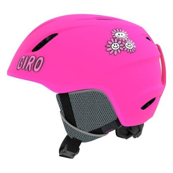 Горнолыжный Giro шлем Giro Launch детский розовый XS(48.5/52CM) горнолыжный giro шлем giro launch plus детский зеленый s 52 55 5cm