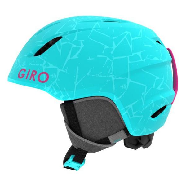 Горнолыжный Giro шлем Giro Launch детский голубой S(52/55.5CM) шлем детский rexco 3d цыпленок янни s 48 52 желтый
