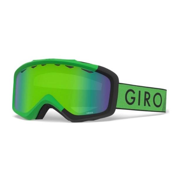 Горнолыжная маска Giro Giro Grade юниорская зеленый YOUTH горнолыжная маска giro giro gaze женская темно серый medium