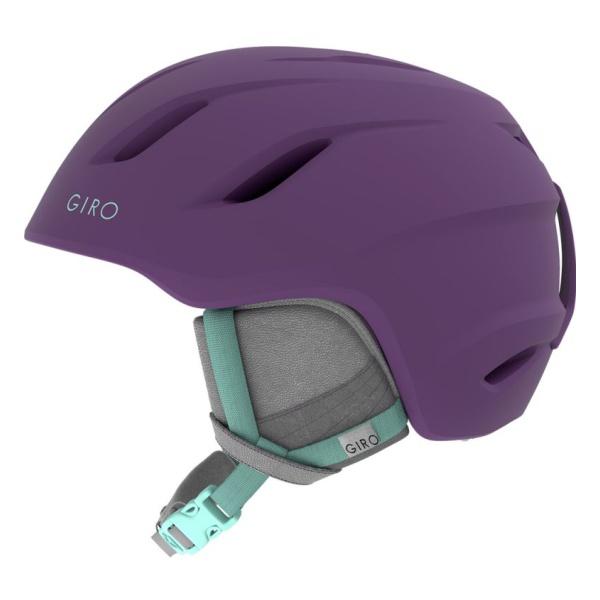 Горнолыжный шлем Giro Giro Era женский фиолетовый M(55.5/59CM) горнолыжный шлем giro giro bevel белый m 55 5 59cm