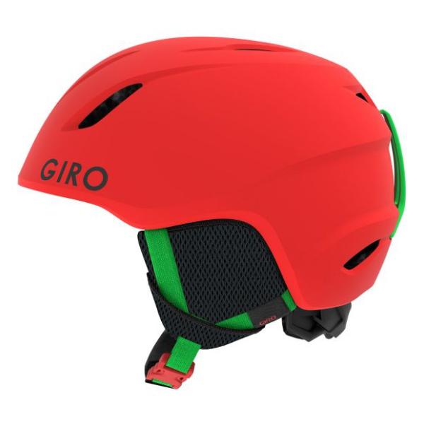 Горнолыжный шлем Giro Giro Launch детский красный S(52/55.5CM) launch