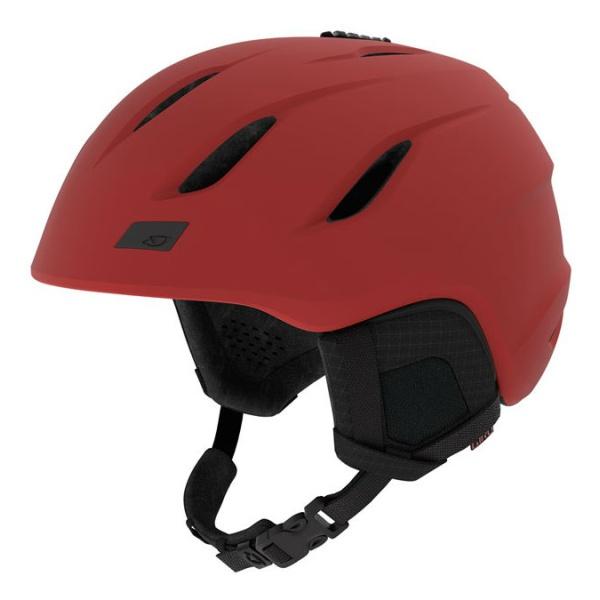 Фото - Горнолыжный шлем Giro Giro Nine темно-красный L(59/62.5CM) шлем горнолыжный giro nine 7093766 серый размер xl 62 65