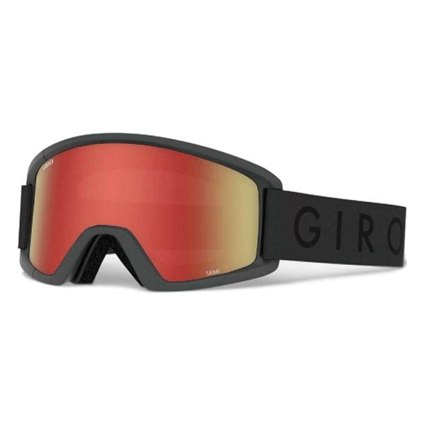 Горнолыжная маска Giro Giro Semi ADULT anon маска сноубордическая anon helix 2 0 non mir yellow amber fw18 one size